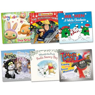 Christmas Story Library Pack