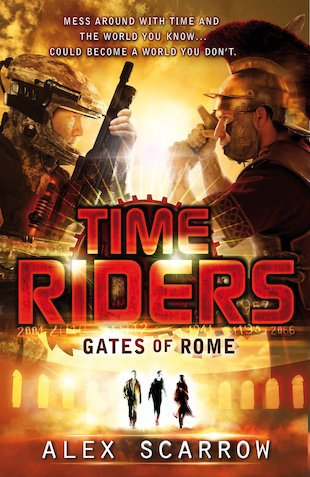 TimeRiders: Gates of Rome
