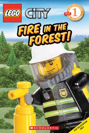 LEGO City: Fire in the Forest!