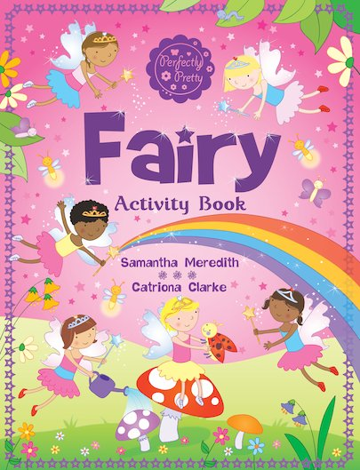 Fairy Activity Book