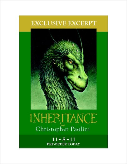Inheritance Sneak Peek