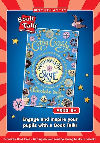 Book Talk - Marshmallow Skye