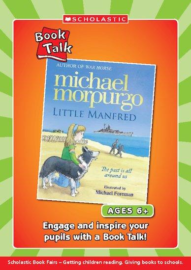 Book Talk - Little Manfred
