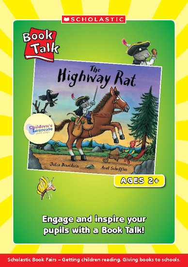 Book Talk - The Highway Rat
