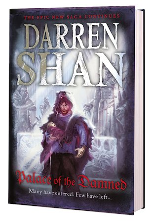 The Saga of Larten Crepsley: Palace of the Damned