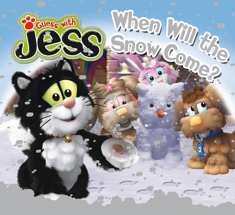 Guess With Jess: When Will the Snow Come?