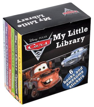 Cars 2: My Little Library