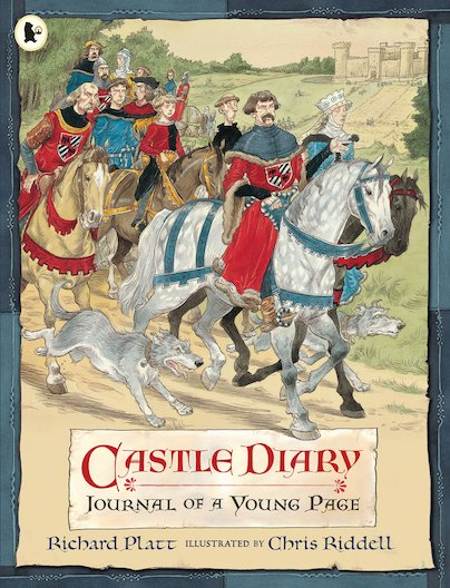Castle Diary: Journal of a Young Page