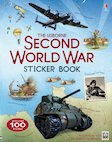 The Usborne Second World War Sticker Book