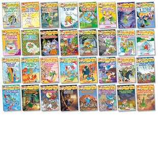 Geronimo Stilton Pack