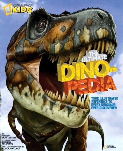 National Geographic Kids: The Ultimate Dinopedia
