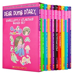 Dear Dumb Diary Box Set