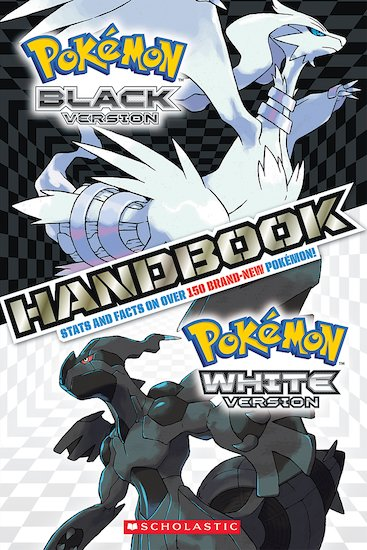 Pokémon: Black and White Handbook