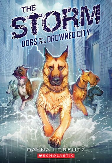 Dogs of the Drowned City: The Storm