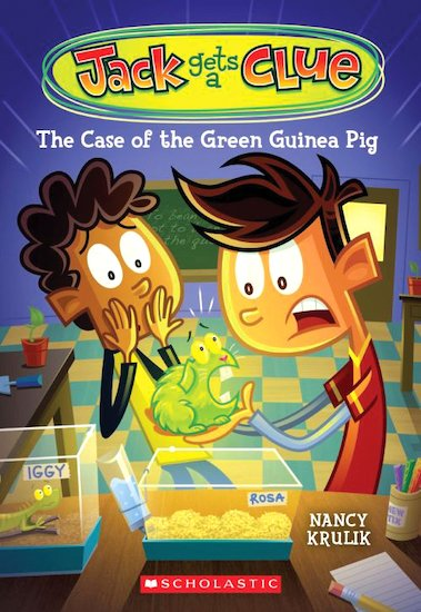 Jack Gets a Clue: The Case of the Green Guinea Pig