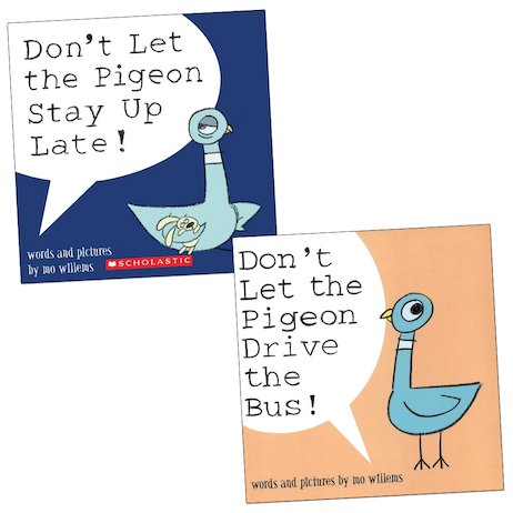 Don't Let the Pigeon Pair