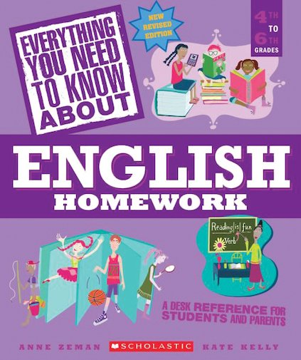 Everything You Need to Know About: English Homework