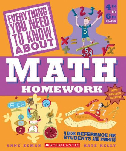 Everything You Need to Know About: Math Homework