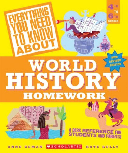 Everything You Need to Know About: World History Homework