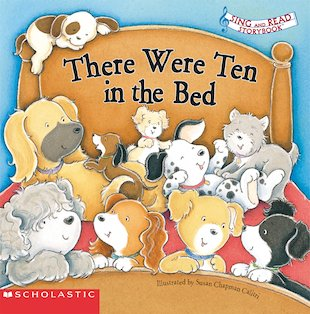 Sing and Read Storybook: There Were Ten in the Bed