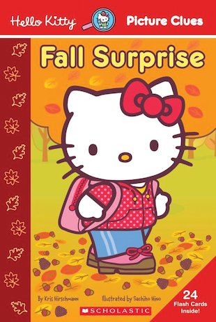 Hello Kitty Picture Clues: Fall Surprise