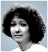 Photo of S.E. Hinton