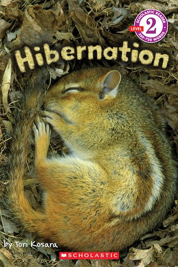 Scholastic Reader: Hibernation