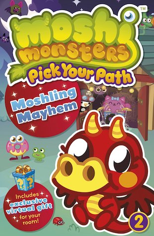 Moshi Monsters: Pick Your Path: Moshling Mayhem