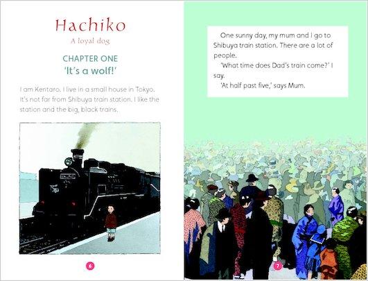 Hachiko: a loyal dog: Sample Chapter