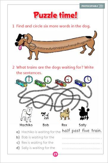 Hachiko: a loyal dog: Sample Activity