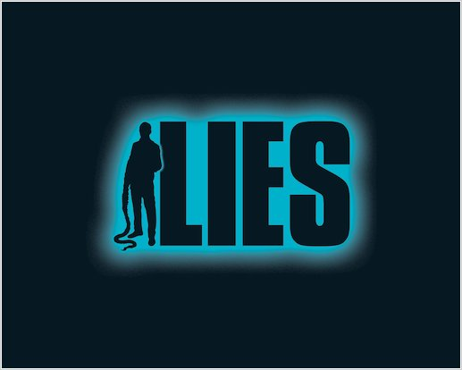 Lies Wallpaper