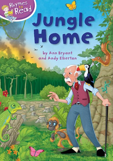 Rhymes to Read: Jungle Home