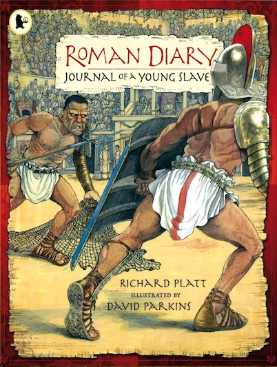 Roman Diary: Journal of a Young Slave