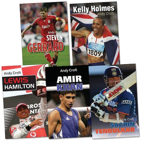 Barrington Stoke: Sporting Heroes Pack