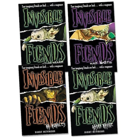 Invisible Fiends Pack