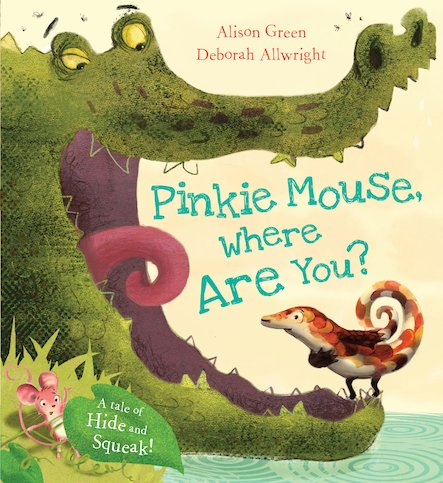 Pinkie Mouse, Where Are You?