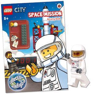 LEGO® City: Space Mission Activity Book