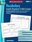 Vocabulary Graphic Organizers and Mini-Lessons