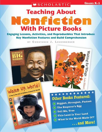 Teaching About Nonfiction With Picture Books