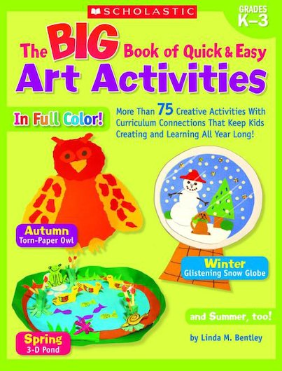 Big Book of Quick and Easy Art Activities