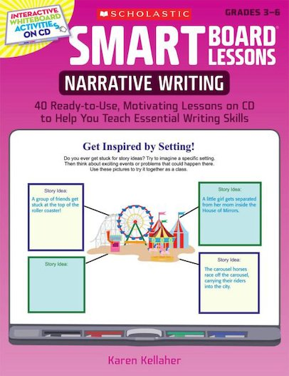 SMART Board Lessons: Narrative Writing