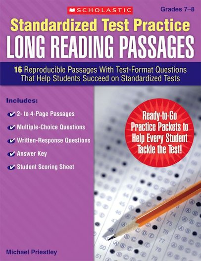 Long Reading Passages Grade7-8