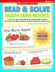 Read & Solve Maths Mini Books