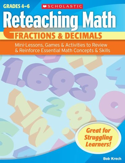 Reteaching Math: Fractions and Decimals