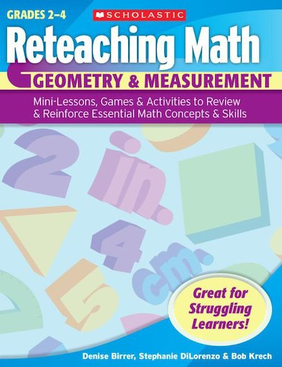 Reteaching Math: Geometry and Measurement