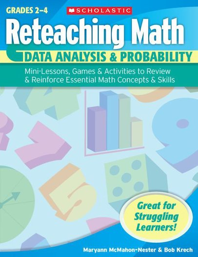 Reteaching Math: Data Analysis and Probability