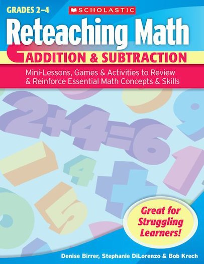 Reteaching Math: Addition & Subtraction