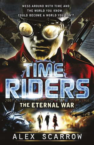 TimeRiders: The Eternal War