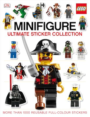 LEGO: Minifigure Ultimate Sticker Collection