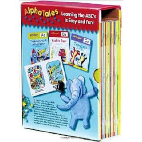 Alpha Tales Box Set